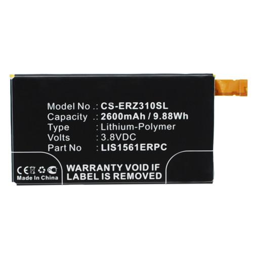 Аккумулятор CS-ERZ310SL LIS1561ERPC для Sony Xperia Z3 Compact D5803 LTE 3.8V / 2600mAh / 9.88Wh