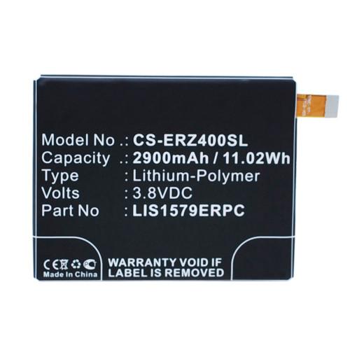 Аккумулятор CS-ERZ400SL LIS1579ERPC (AGPB015-A001) для Sony Xperia Z3+ Dual E6533 3.8V / 2900mAh