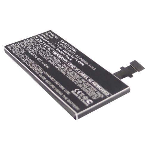Аккумулятор CS-ETL220SL AGPB009-A001 для Sony Xperia P LT22i 3.7V / 1250mAh/4.63Wh