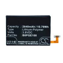 Аккумулятор CS-HTM900SL B0PGE100 для HTC One M9, M9 PLUS 3.8V / 2840mAh / 10.79Wh