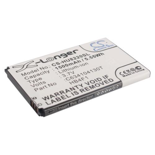 Аккумулятор CS-HU8220SL HB4F1 для Huawei U8800/E5151 3.7V / 1500mAh / 5.55Wh