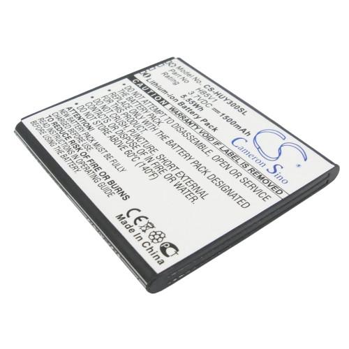 Аккумулятор CS-HUY300SL HB5V1 для Huawei Ascend Y511 G350 Y300 3.7V / 1500mAh/5.55Wh