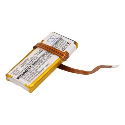 Аккумулятор CS-IPOD5SL для Apple iPod classic 6  3.7V / 450mAh / 1.67Wh