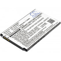 Аккумулятор CS-LKK200SL BL-41A1HB для LG K200, L53BG  3.8V / 2000mAh / 7.60Wh