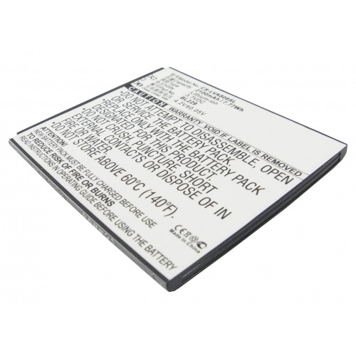 Аккумулятор CS-LVA808SL BL229 для Lenovo A806/A806T/A8 3.7V / 2100mAh / 7.77Wh