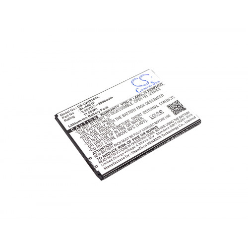 Аккумулятор CS-LVH910SL BL-44E1F для LG F800,  VS995  3.85V / 3000mAh / 11.55Wh