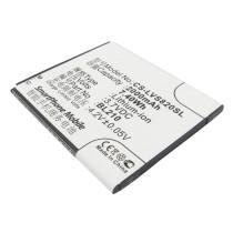 Аккумулятор CS-LVS820SL BL210 для Lenovo A656 A658T A750e A766 A770E S650 S658t S820  3.7V / 2000mAh