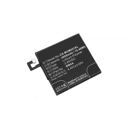 Аккумулятор CS-MUM421XL BM4A для Xiaomi Redmi Pro  3.85V / 4000mAh / 15.40Wh