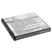 Аккумулятор CS-PHW732SL AB2400AWMC для Philips D833/W6500/W732/W736/W737/W832 3.8V / 1900mAh / 7.22W