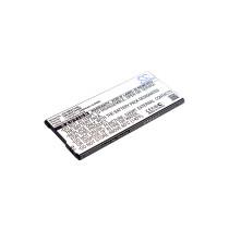 Аккумулятор CS-SMA710SL EB-BA710ABE для Samsung Galaxy A7 (2016) SM-A710  3.85V / 2400mAh / 9.24Wh