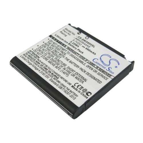 Аккумулятор CS-SMG600SL AB533640CU, AB533640AE для Samsung SGH-F268/SGH-F330/SGH-F338 3.7V / 880mAh