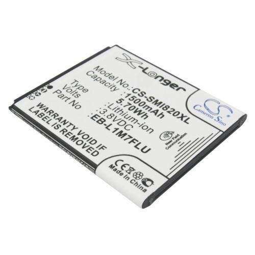 Аккумулятор CS-SMI820XL EB-L1M7FLU для Samsung Galaxy S III Mini/ GT-i8190T  3.8V / 1500mAh / 5.70Wh
