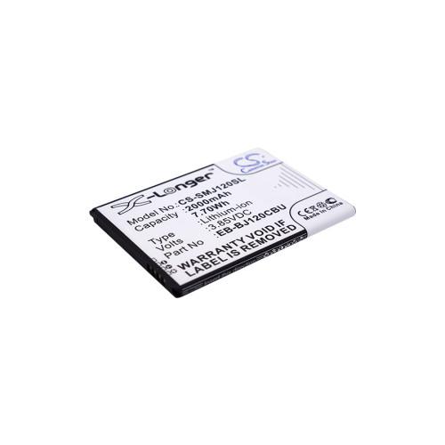 Аккумулятор CS-SMJ120SL EB-BJ120BBE для Samsung Galaxy J1 SM-J120F 3.85V / 2000mAh / 7.70Wh