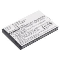 Аккумулятор CS-ZTS302SL ZTE Li3710T42P3h553657 для ZTE S302  3.7V / 1050mAh / 3.89Wh