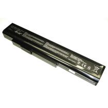 Аккумулятор для MSI A6400 CR640 CX640 (A42-A15) 14.4V 5200mAh REPLACEMENT черная
