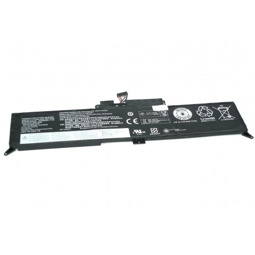Аккумулятор для Lenovo ThinkPad Yoga 260 (00HW026) 15.2V 2895mAh
