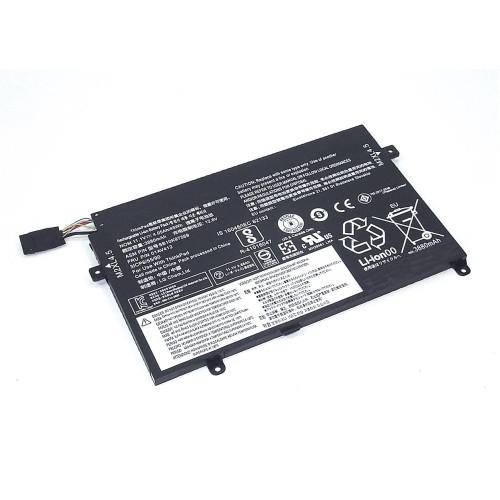 Аккумулятор для Lenovo E470, E475 (01AV411) 11,1V 45Wh черная