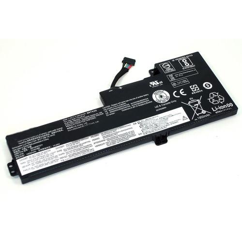 Аккумулятор для Lenovo ThinkPad T470 T570 (01AV489) 24Wh