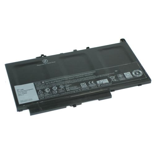 Аккумулятор для Dell E7470 11.1V 3166mAh PDNM2