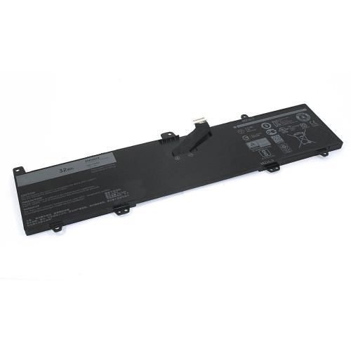 Аккумулятор для Dell Inspiron 3168 7.6V 32Wh 0JV6J