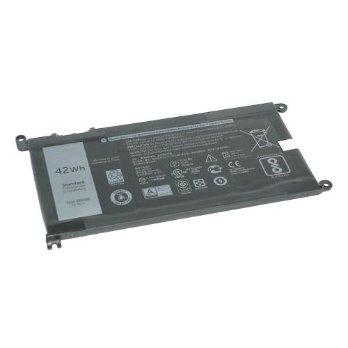 Аккумулятор для Dell 15-5538 11.4V 3680mAh 0WDX0R