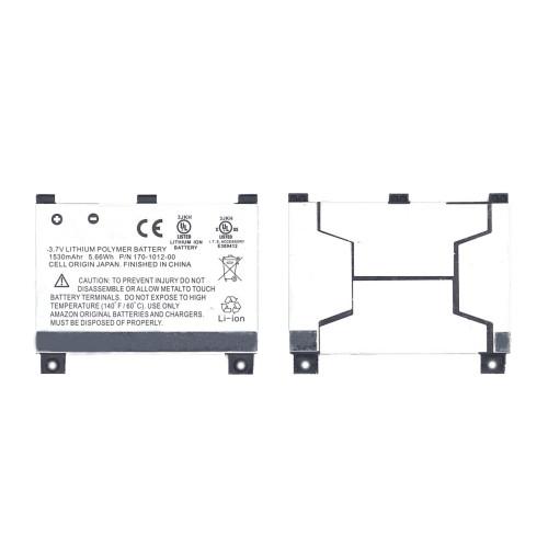 Аккумуляторная батарея 170-1012-00 для Amazon Kindle 2 3G, Kindle DX 3,7v 1530mAh
