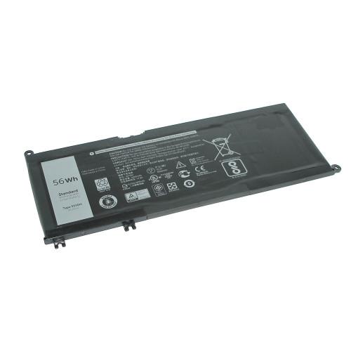 Аккумулятор для Dell 17-7778 15.2V 3400mAh 33YDH