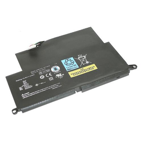 Аккумулятор для Lenovo E220s (42T4932) 14.8V 2900mAh черная