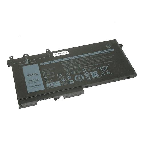 Аккумулятор для Dell 5280 5490 11.4V 4254mAh 4YFVG
