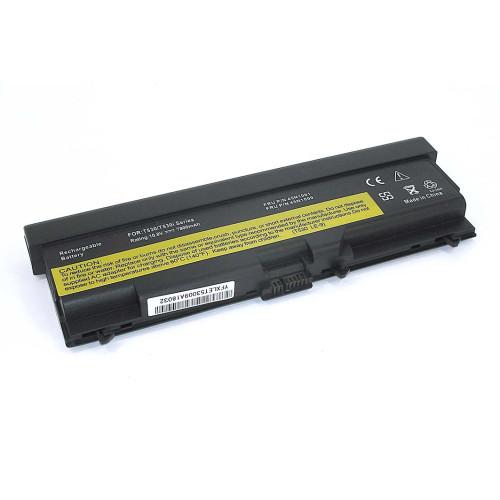 Аккумулятор для Lenovo ThinkPad L430 (42T4235 70++) 11.1V 7200mAh REPLACEMENT черная