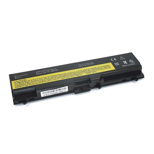 Аккумулятор для Lenovo ThinkPad T430 (42T4235 70+) 4400-5200mAh REPLACEMENT черная