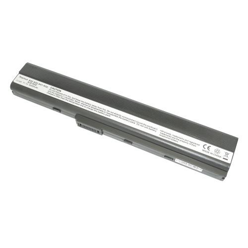 Аккумулятор для Asus A42, A52, K52 5200mAh A32-K52 REPLACEMENT черная