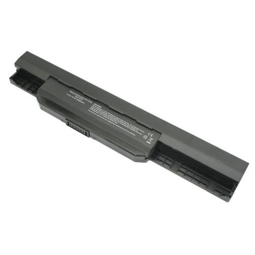 Аккумулятор для Asus K53 (A32-K53) 10,8V 5200mAh REPLACEMENT черная