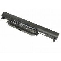 Аккумулятор для Asus K55 (A32-K55) 10,8V 5200mAh REPLACEMENT черная