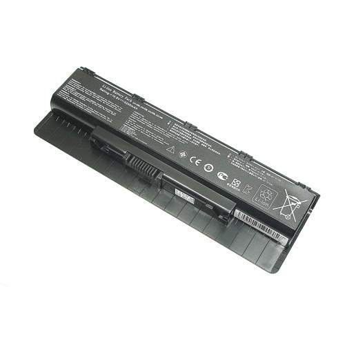 Аккумулятор для Asus N56VB N56VJ 4400-5200mAh A32-N56 REPLACEMENT черная