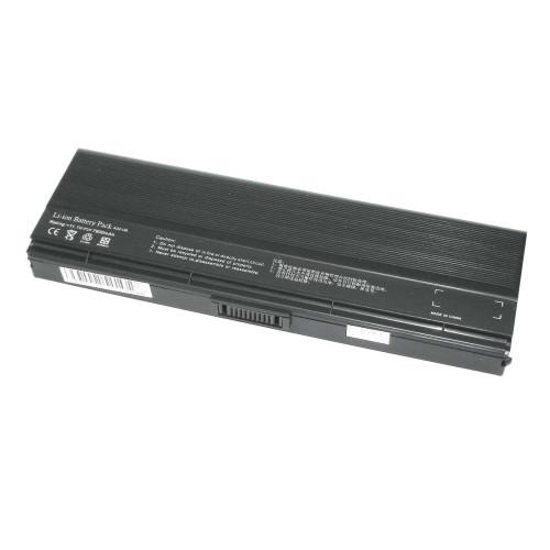 Аккумулятор для Asus N20A U6E 7800mAh A32-U6 REPLACEMENT черная
