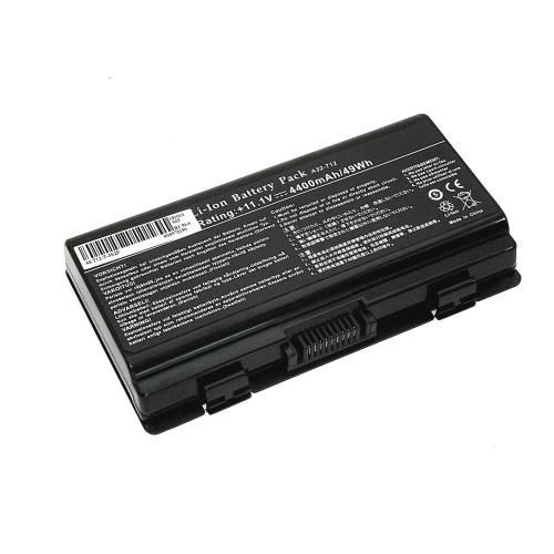 Аккумулятор для Asus X51R (A32-X51) 11.1V 5200mAh REPLACEMENT