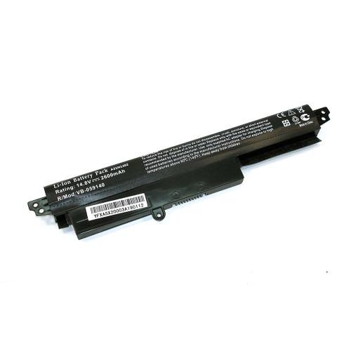 Аккумулятор для Asus VivoBook F200CA A3INI302 REPLACEMENT черная