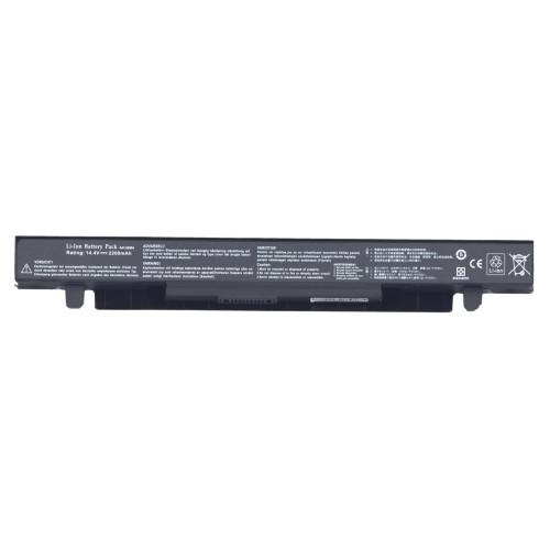 Аккумулятор для Asus X550 (A41-X550A) 14,4V 2600mAh REPLACEMENT черная