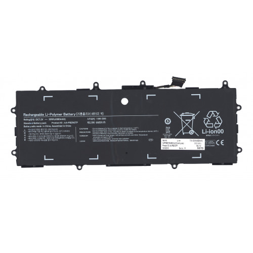 Аккумуляторная батарея AA-PBZN2TP для Samsung  XE500T1C 905s3g 7.5V 30Wh