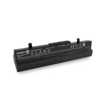 Аккумуляторная батарея Amperin для ноутбука Asus EEE PC 1001 11.1V 6600mAh (73Wh) черная AI-1001H