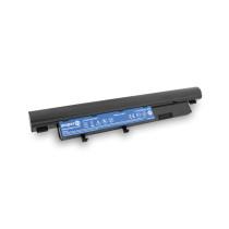 Аккумуляторная батарея Amperin для ноутбука Acer Aspire 3810T 11.1V 4400mAh (49Wh) AI-3810