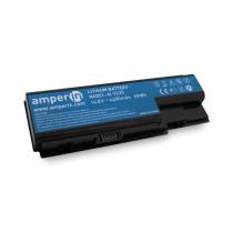 Аккумуляторная батарея Amperin для ноутбука Acer Aspire 5220 14.8V 4400mAh (65Wh) AI-5220