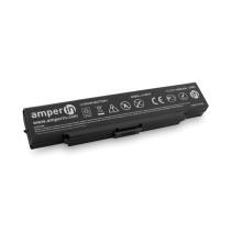 Аккумуляторная батарея Amperin для ноутбука Sony Vaio VGN-AR/CR 11.1V 4400mAh (49Wh) черная AI-BPS9