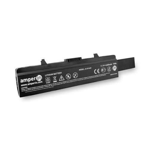 Аккумуляторная батарея Amperin для ноутбука Dell Inspirion 1440, 1525 11.1V 6600mAh (73Wh) AI-D1440