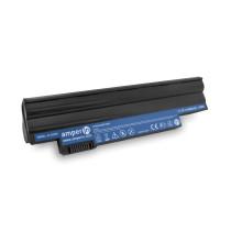 Аккумуляторная батарея Amperin для ноутбука Acer Aspire One D255 11.1V 4400mAh (49Wh) Black AI-D255B