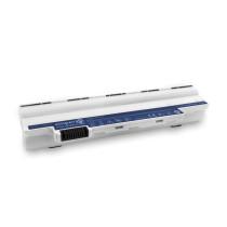 Аккумуляторная батарея Amperin для ноутбука Acer Aspire One D255 11.1V 4400mAh (49Wh) White AI-D255W
