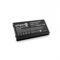 Аккумуляторная батарея Amperin для ноутбука Asus X50, F5 Series 11.1V 4400mAh (49Wh) AI-F5