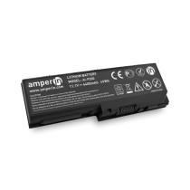 Аккумуляторная батарея Amperin для ноутбука Toshiba P200 11.1V 4400mAh (49Wh) AI-P200
