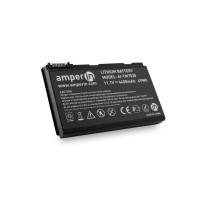 Аккумуляторная батарея Amperin для ноутбука Acer TravelMate 7520 11.1V 4400mAh (49Wh) AI-TM7520